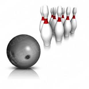 Download bowling 01 PowerPoint Graphic and other software plugins for Microsoft PowerPoint