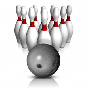 Download bowling 02 PowerPoint Graphic and other software plugins for Microsoft PowerPoint