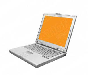 Download laptop basic orange PowerPoint Graphic and other software plugins for Microsoft PowerPoint