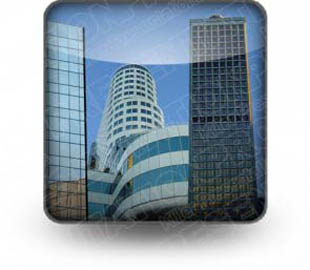 Download downtown buildings 03 b PowerPoint Icon and other software plugins for Microsoft PowerPoint