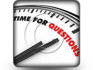 Question Time Square PPT PowerPoint Image Picture