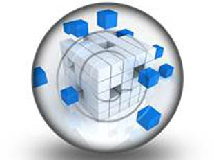 Teamwork Cube S PPT PowerPoint Image Picture