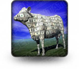 Download cash cow b PowerPoint Icon and other software plugins for Microsoft PowerPoint