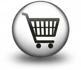Download High Quality Royalty Free Shopping Cart Gray S