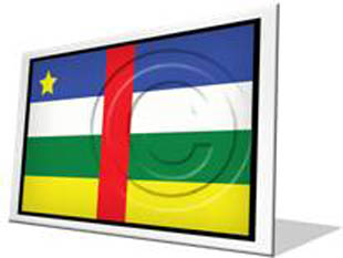 Download central african rep flag f PowerPoint Icon and other software plugins for Microsoft PowerPoint