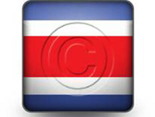 Download costa rica flag b PowerPoint Icon and other software plugins for Microsoft PowerPoint