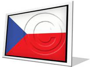 Download czech republic flag f PowerPoint Icon and other software plugins for Microsoft PowerPoint