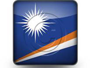 Download marshall islands flag b PowerPoint Icon and other software plugins for Microsoft PowerPoint