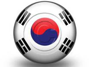 Download south korea flag s PowerPoint Icon and other software plugins for Microsoft PowerPoint