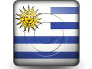 Download uruguay flag b PowerPoint Icon and other software plugins for Microsoft PowerPoint