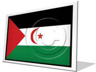 Download western sahara flag f PowerPoint Icon and other software plugins for Microsoft PowerPoint