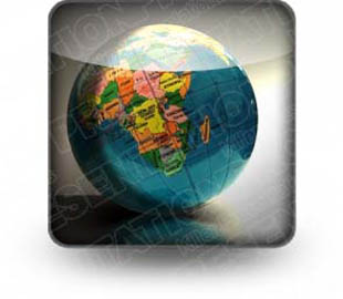 Download africa globe b PowerPoint Icon and other software plugins for Microsoft PowerPoint