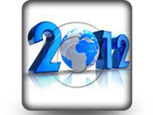 2012 GLOBE S PPT PowerPoint Image Picture