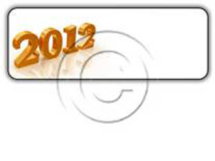 2012 Rectangle PPT PowerPoint Image Picture