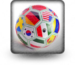 Download intl soccer ball b PowerPoint Icon and other software plugins for Microsoft PowerPoint