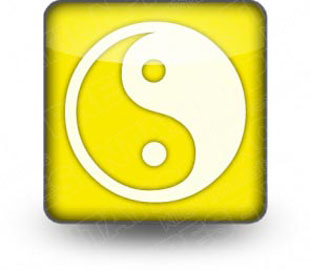 Download yinyang yellow PowerPoint Icon and other software plugins for Microsoft PowerPoint
