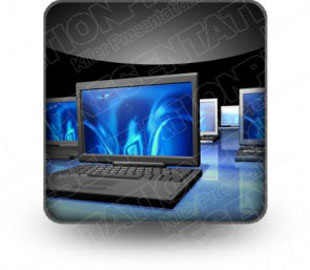 Download laptops reflection b PowerPoint Icon and other software plugins for Microsoft PowerPoint