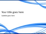 Abstract - Lines and Curves PPT presentation powerpoint templates