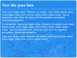 Download water splash PowerPoint Template and other software plugins for Microsoft PowerPoint
