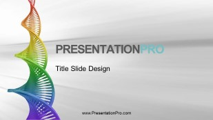 Presentationpro colored dna helix widescreen presentationpro powerpoint products and services toneelgroepblik Images