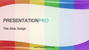 Presentationpro waves rainbow vertical 01 widescreen presentationpro powerpoint products and services toneelgroepblik Images