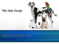 Friendly pets powerpoint template background in agriculture animals friendly pets ppt powerpoint template background toneelgroepblik Choice Image