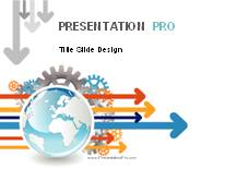 Most Popular PPT presentation template