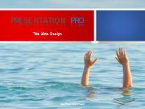 Drowning help powerpoint template background in business concepts drowning help ppt powerpoint template background toneelgroepblik Gallery