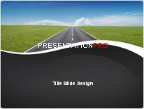 Download going places gray PowerPoint Template and other software plugins for Microsoft PowerPoint