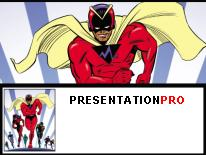 Download hero03 PowerPoint Template and other software plugins for Microsoft PowerPoint