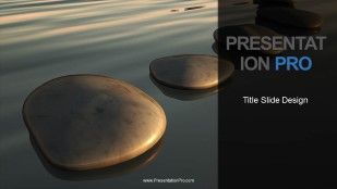 Stepping stones widescreen powerpoint template background in presentationpro powerpoint products and services pronofoot35fo Images