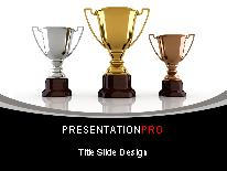 Download Trophy Winners PowerPoint Template And Other Software Plugins For Microsoft