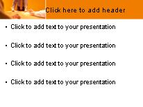 Download bright discussion orange PowerPoint Template and other software plugins for Microsoft PowerPoint