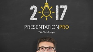 2017 PPT presentation powerpoint template