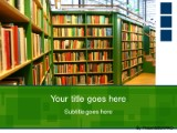 Library knowledge powerpoint template background in education and download library knowledge powerpoint template and other software plugins for microsoft powerpoint toneelgroepblik Images
