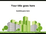 Ecology green city powerpoint template background in environmental download ecology green city powerpoint template and other software plugins for microsoft powerpoint toneelgroepblik Image collections