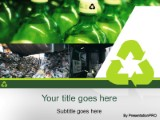 Recycling powerpoint template background in environmental powerpoint download recycling powerpoint template and other software plugins for microsoft powerpoint toneelgroepblik Gallery