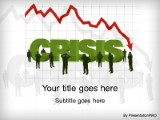 Economic crisis powerpoint template background in financial download economic crisis powerpoint template and other software plugins for microsoft powerpoint toneelgroepblik Gallery