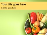 Veggie powerpoint template background in food and beverage download veggie powerpoint template and other software plugins for microsoft powerpoint toneelgroepblik Images