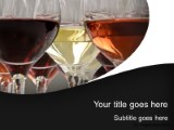 Download wine service PowerPoint Template and other software plugins for Microsoft PowerPoint