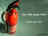 Fire extinguisher powerpoint template background in industry download fire extinguisher powerpoint template and other software plugins for microsoft powerpoint toneelgroepblik Images