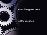 Sliver gears powerpoint template background in general powerpoint download sliver gears powerpoint template and other software plugins for microsoft powerpoint toneelgroepblik Choice Image