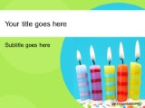 Exceptional Download Birthday Wishes PowerPoint Template And Other Software Plugins For  Microsoft PowerPoint Within Birthday Wish Template