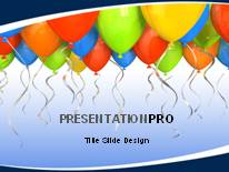 Holiday and Special Occasion PPT presentation template