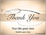 Thankyou powerpoint template background in holiday and special download thankyou powerpoint template and other software plugins for microsoft powerpoint toneelgroepblik Images