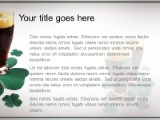 Download irish beer PowerPoint Template and other software plugins for Microsoft PowerPoint