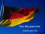 Germany powerpoint template background in flags international download germany powerpoint template and other software plugins for microsoft powerpoint toneelgroepblik Images