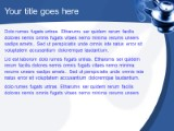 Download blue steth PowerPoint Template and other software plugins for Microsoft PowerPoint