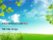 Nature PPT presentation powerpoint template