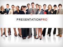 People PPT presentation template